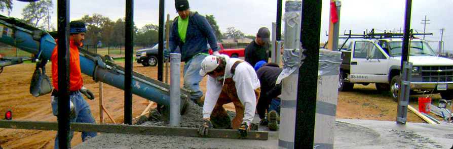 Concrete Services - Swan Engineering Inc.