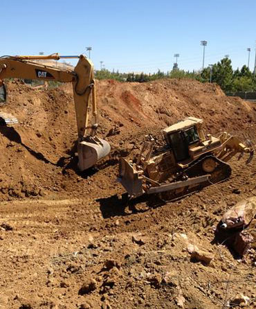 site work services